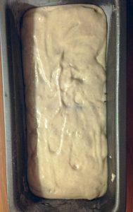 Plumcake con barrette al cioccolato senza uova senza burro 5