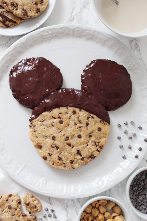 Giant Cookie Topolino(Mickey Mouse) biscottone