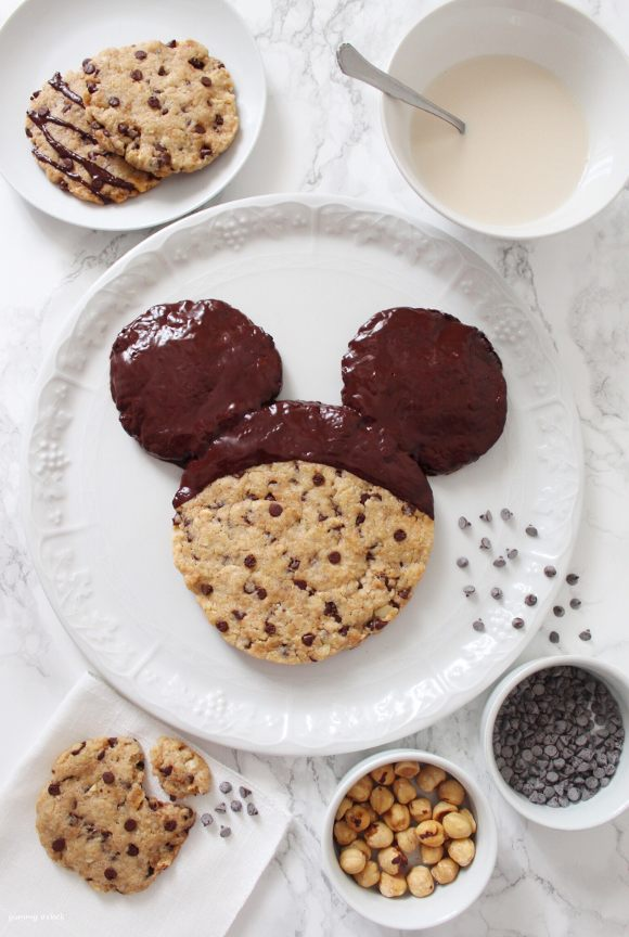 Cookies Topolino(Mickey Mouse)vegan giant