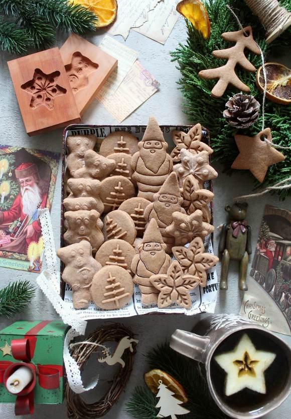 Speculoos cookies senza burro