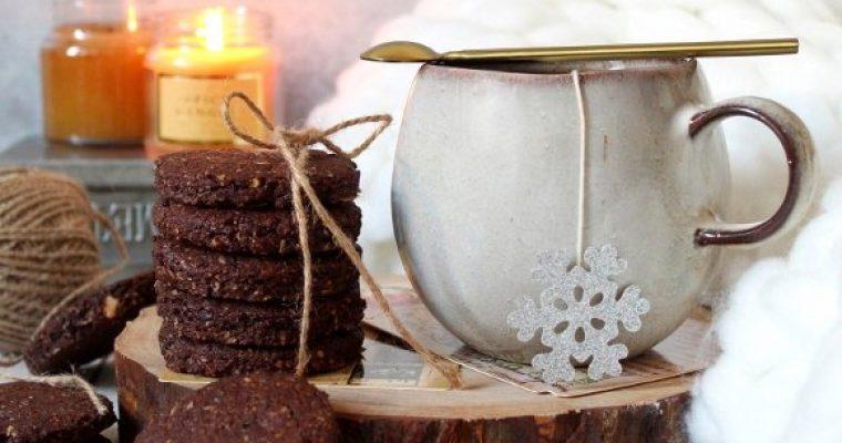 Biscotti simil Grancereale al cioccolato vegan