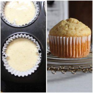 muffins all'arancia vegan