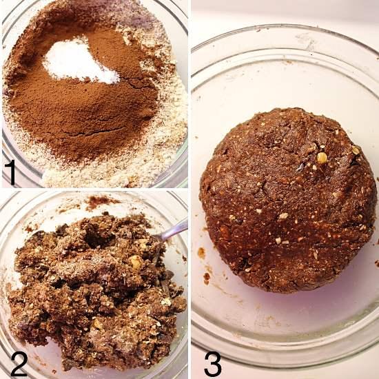 Biscotti simil Grancereale al cioccolato vegan 5