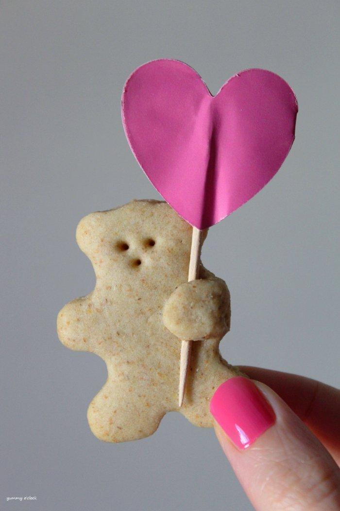 Biscotti Orsetto vegan