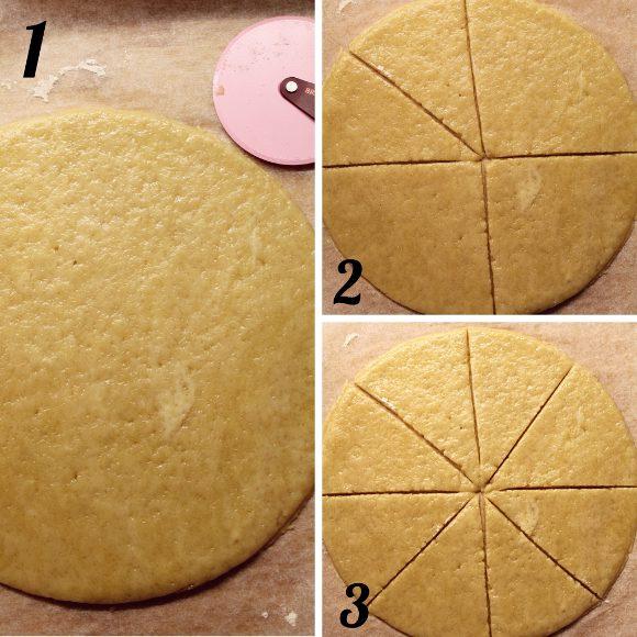 Pizza cookie senza uova senza burro 7