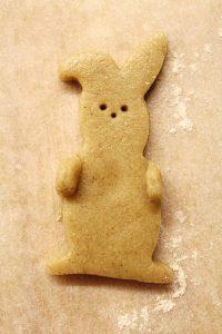 Biscotti Coniglietto senza uova senza burro 1