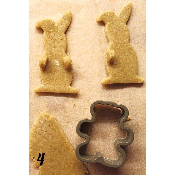 Biscotti Coniglietto senza uova senza burro 7