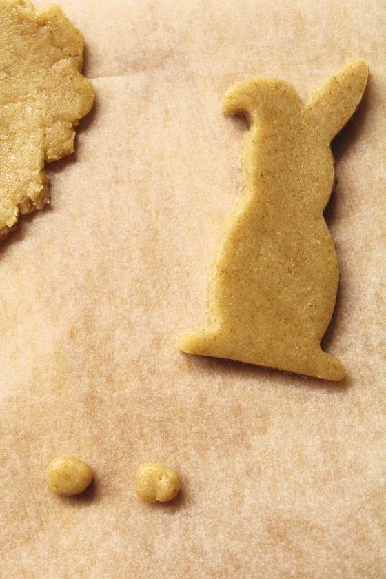 Biscotti Coniglietto senza uova senza burro