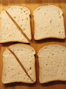 French toast vegan preparazione
