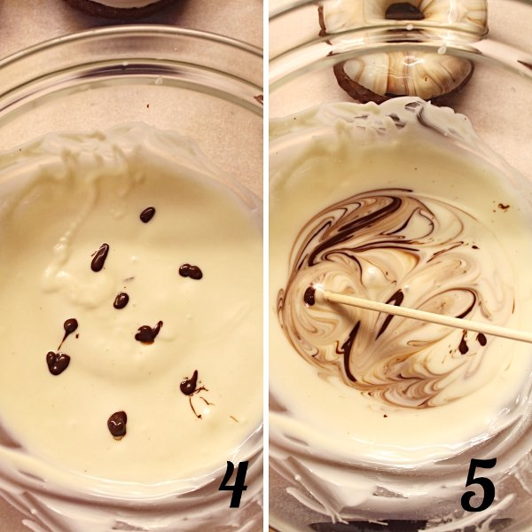 marmorizzazione del cioccolato