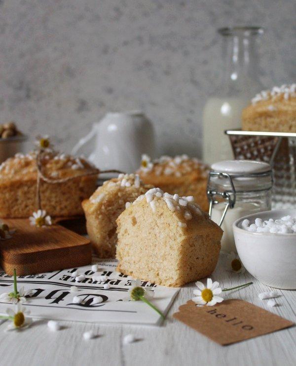 Mini plumcake buondì senza lievitazione e senza uova