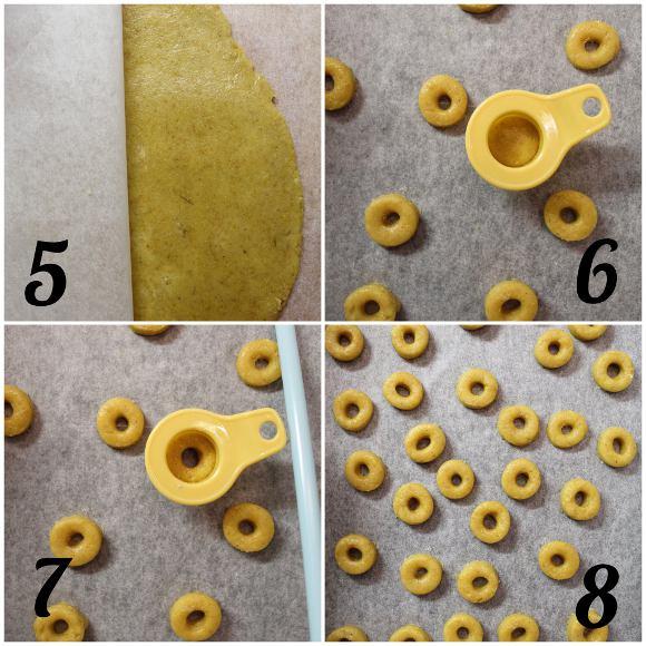 procedimento Cereali unicorno: homemade vegan froot loops