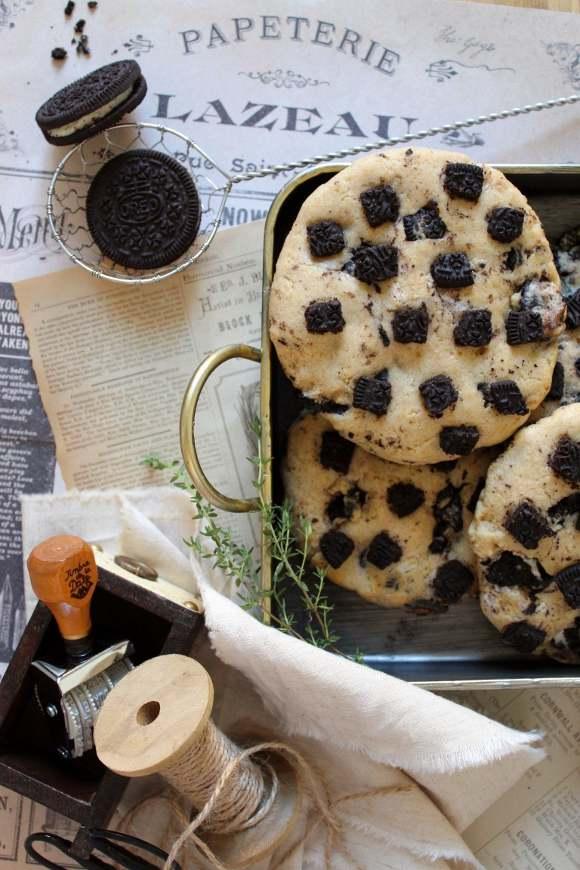 Oreo Cookies and cream senza uova senza burro