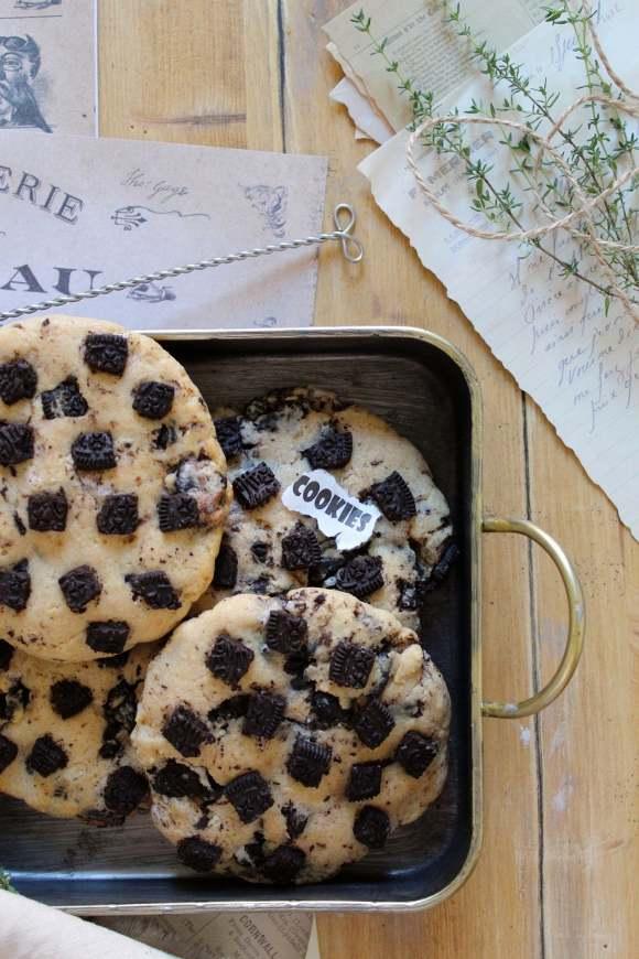 biscotti Oreo Cookies and cream senza uova senza burro