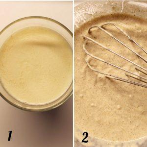 procedimento pancake senza uova