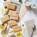 Biscotti al Limone con Yogurt Vegan