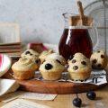 Pancake Mini Muffins vegan
