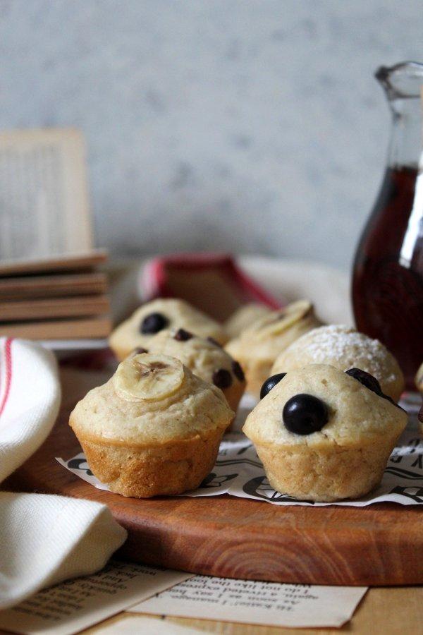 vegan Pancake Mini Muffins