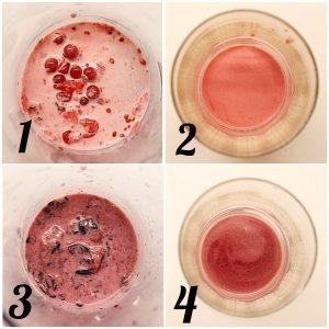 coloranti naturali della frutta per toast