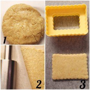 procedimento Biscotti al Limone con Yogurt