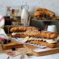 Croissant French Toast veloci senza uova