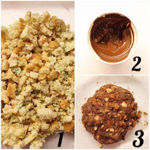 Topolino Cake Pops procedimento