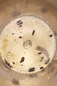 Frappuccino Oreo con latte vegetale simil Starbucks fatto in casa procedimento