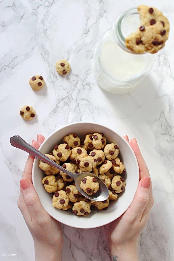 Cereali tipo Cookies vegan