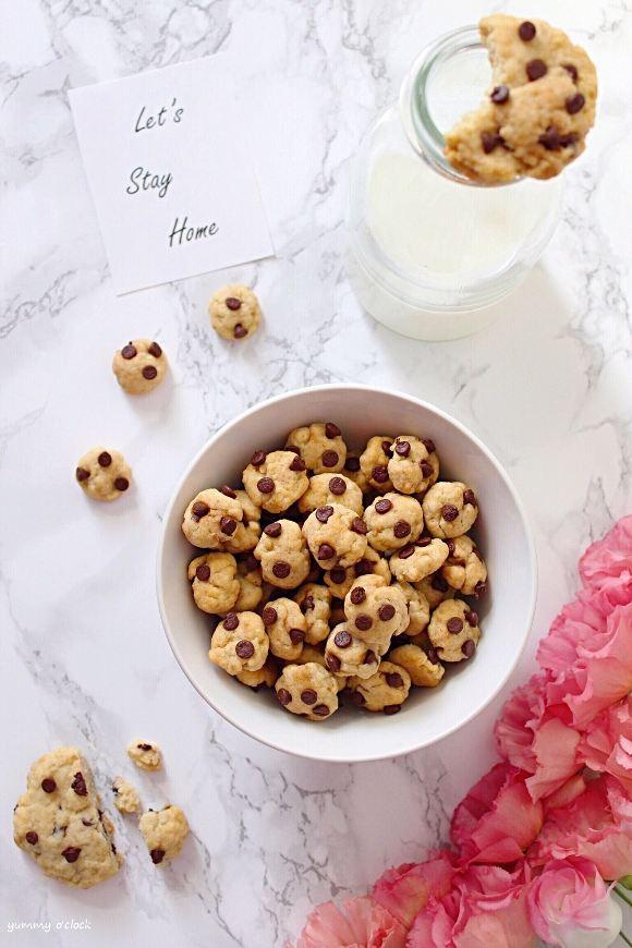 Cereali Croccanti tipo Cookies vegan