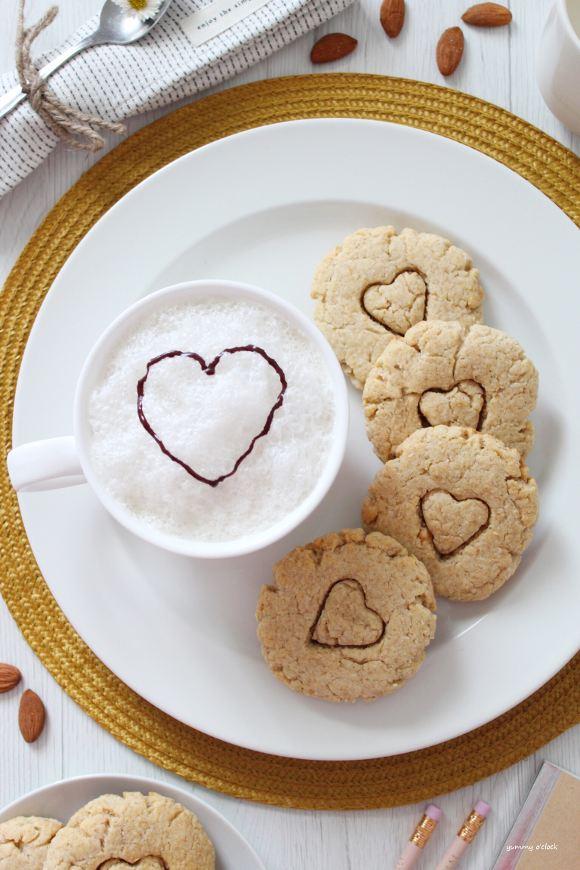 Biscotti alle Mandorle e cocco
