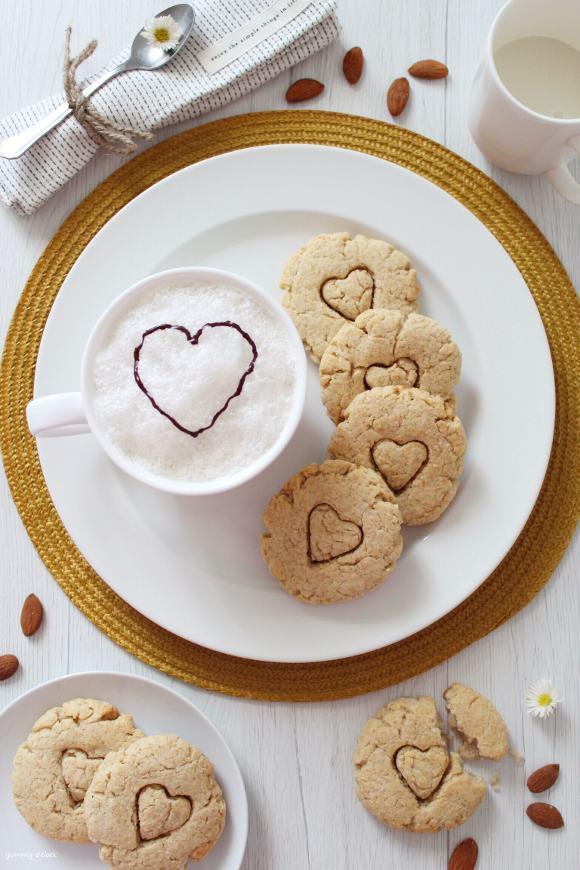 Biscotti alle Mandorle vegan