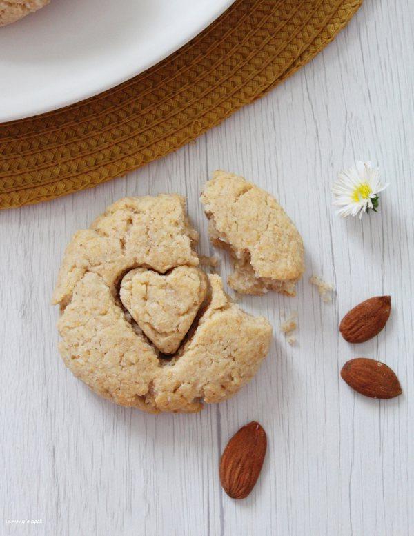 Biscotti Cocco e Mandorle vegan