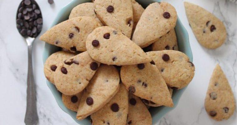Biscotti simil Gocciole Wild con farina integrale senza burro