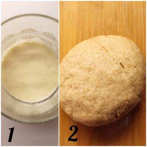 preparazione Mickey Mouse (Topolino) Donut Cookie senza lunghi tempi di lievitazione senza uova homemade
