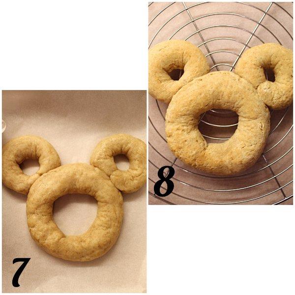 procedimento topolino cookie