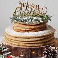 Torta Pancake di Natale