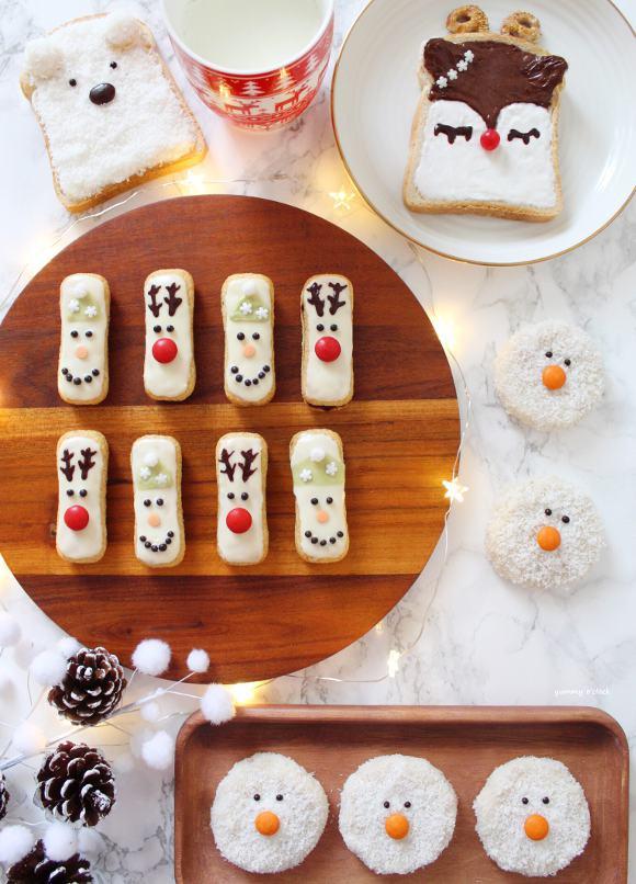 3 idee veloci per la colazione del Natale