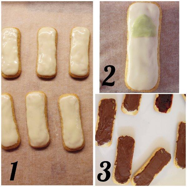 3 idee veloci per la colazione del Natale idea n°1 preparazione