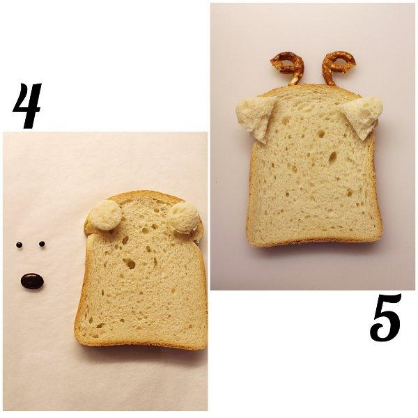 3 idee veloci per la colazione del Natale idea n°2