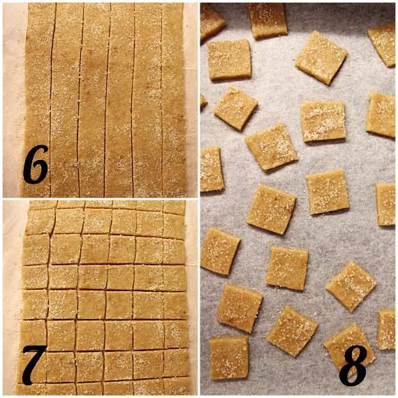 Cereali alla Cannella vegan preparazione