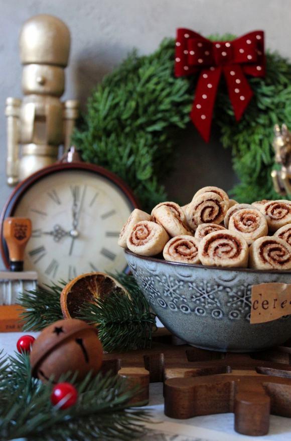 cereali Cinnamon rolls alla cannella vegan homemade