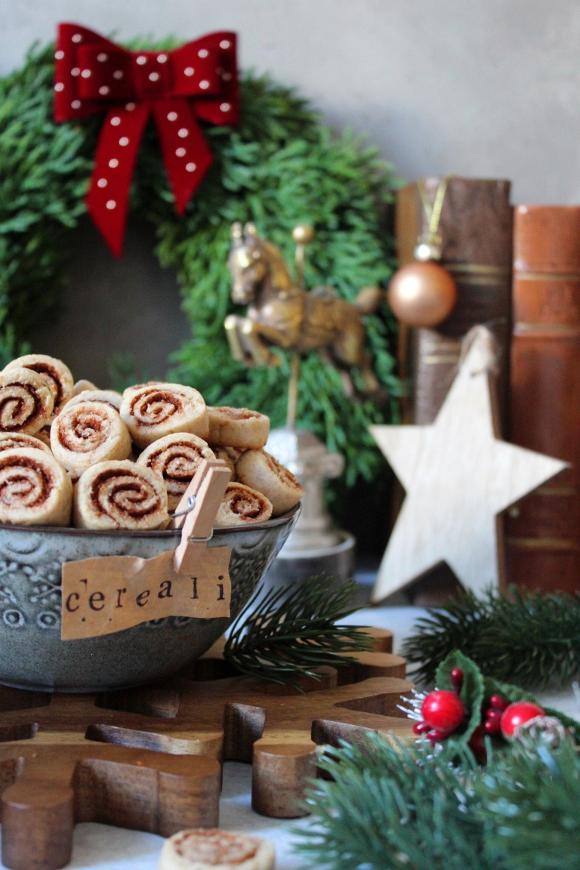 Cinnamon rolls Cereali alla cannella vegan fatti in casa