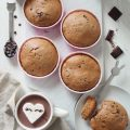 Tortini di farro al cioccolato simil merendine bio