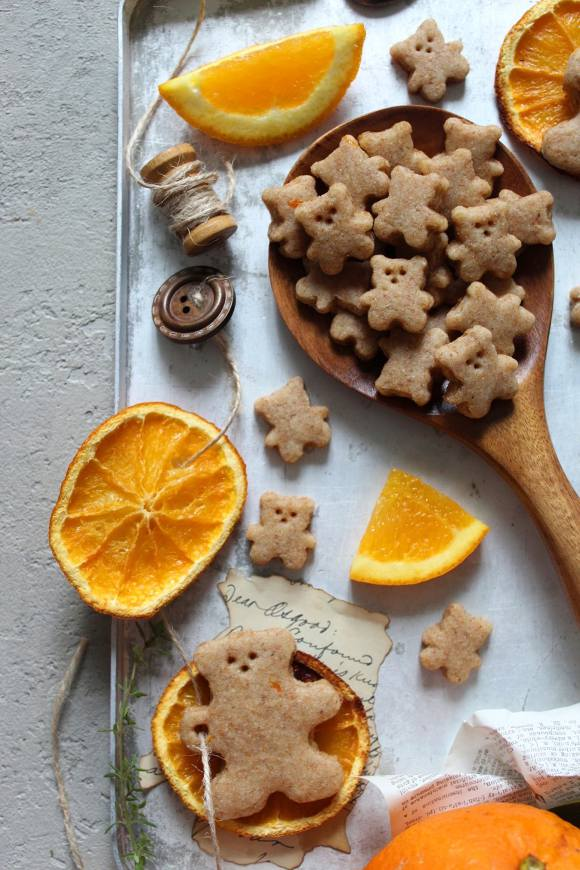 Cereali orsetto con miele Teddy Grahams fatti in casa