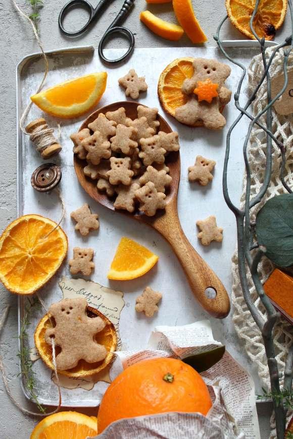 Cereali integrali orsetto con miele