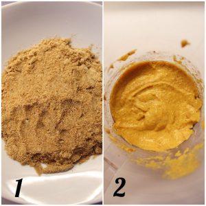 procedimenti per realizzare i biscotti alle carote di pasqua senza glutine