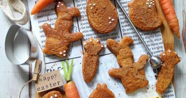 French toast alle carote con latte vegetale senza uova