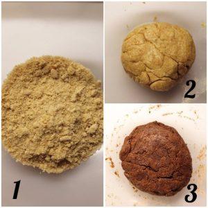 Cereali morbidi vaniglia e cacao con yogurt greco procedimento