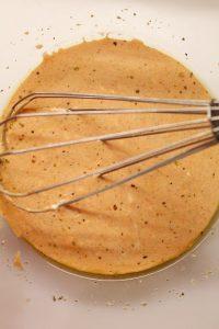 procedimento Mini plumcake e muffin al pomodoro con yogurt greco senza uova