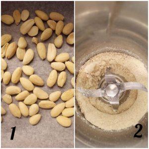 Madeleine senza glutine e vegane procedimento